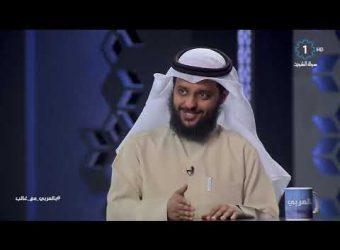 مقابلة د. عبدالله السميط في برنامج بالعربي مع غالب على تلفزيون دولة الكويت