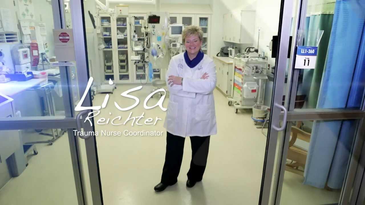 Trauma Nurse Coordinator - Lisa Reichter