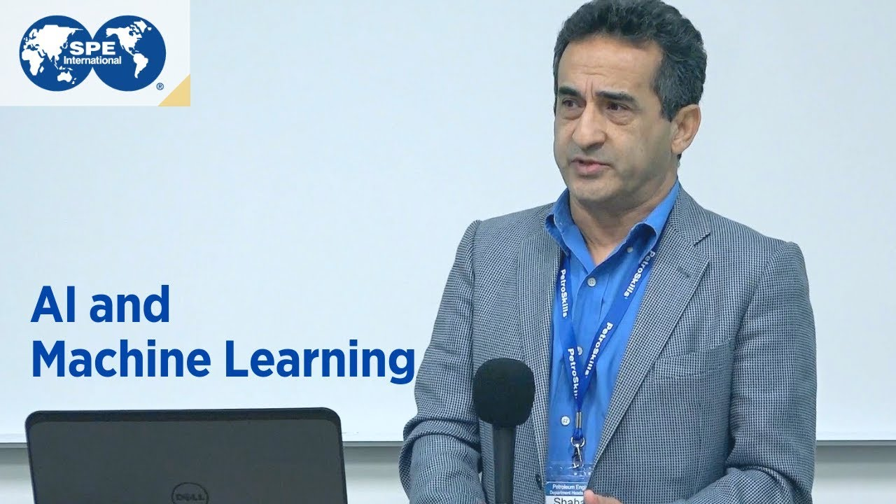 SPE PetroTalk: Shahab Mohaghegh –AI and Machine Learning
